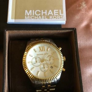 100% original Michael Kors watch